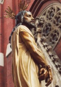 Jesús el Divino Cautivo
