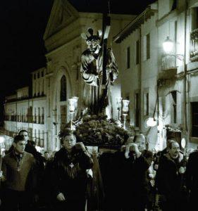 Santo Vía crucis San Lorenzo del Escorial