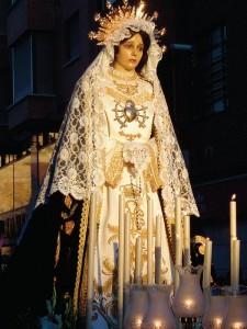 Parroquia de San Andrés Apóstol, Villaverde Alto
